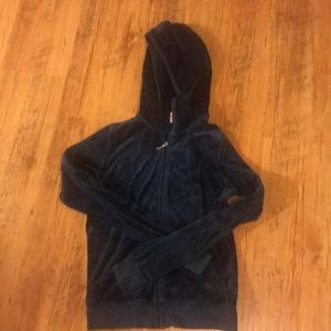 Large Juicy Couture velour jacket